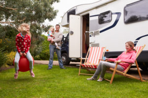 RV'ing - RV Parks-Resorts